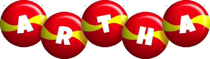Artha spain logo