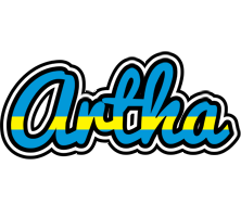 Artha sweden logo