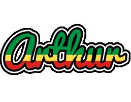 Arthur african logo