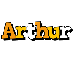 Arthur cartoon logo