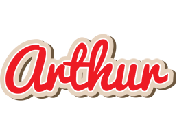Arthur chocolate logo