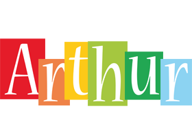 Arthur colors logo