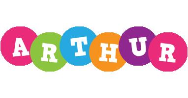 Arthur friends logo