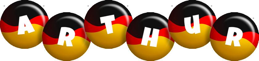 Arthur german logo
