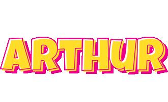 Arthur kaboom logo