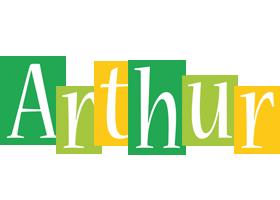 Arthur lemonade logo