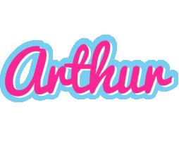 Arthur popstar logo