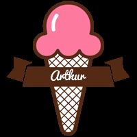 Arthur premium logo
