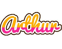 Arthur smoothie logo