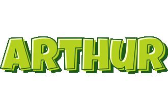 Arthur summer logo