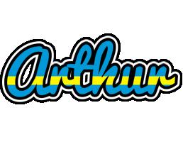 Arthur sweden logo