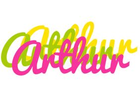 Arthur sweets logo