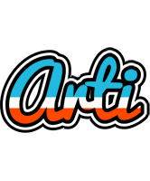 Arti america logo