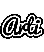 Arti chess logo