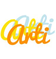 Arti energy logo