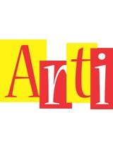 Arti errors logo