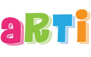 Arti friday logo