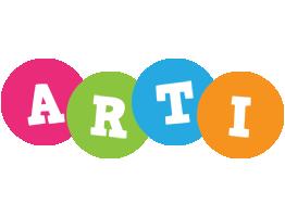 Arti friends logo