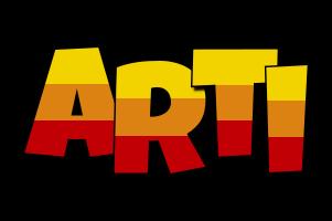 Arti jungle logo