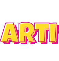 Arti kaboom logo