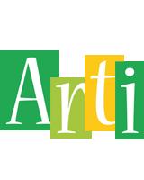 Arti lemonade logo