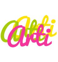 Arti sweets logo