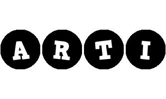 Arti tools logo