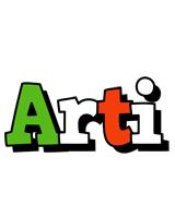 Arti venezia logo