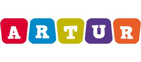 Artur kiddo logo