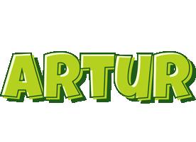 Artur summer logo