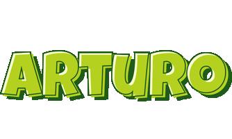 Arturo summer logo