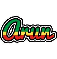 Arun african logo