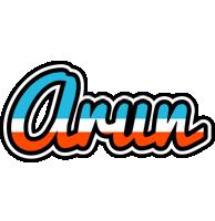 Arun america logo