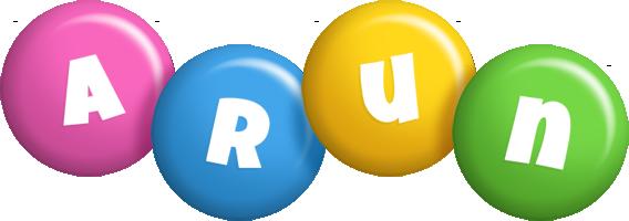 Arun candy logo