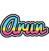Arun circus logo