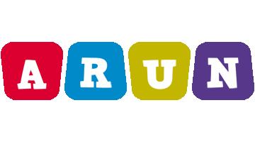 Arun daycare logo