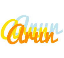 Arun energy logo