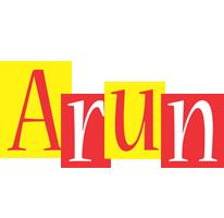 Arun errors logo