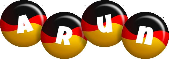 Arun german logo