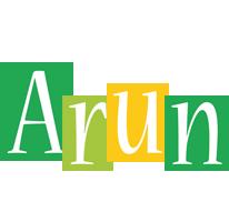 Arun lemonade logo