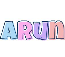 Arun pastel logo