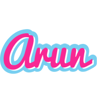 Arun popstar logo
