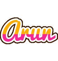 Arun smoothie logo