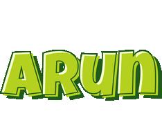 Arun summer logo