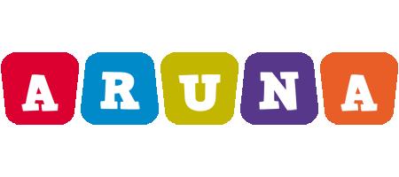 Aruna kiddo logo