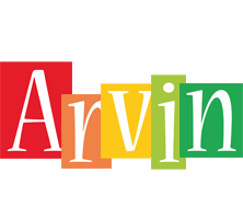 Arvin colors logo