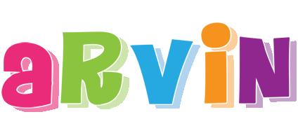 Arvin friday logo