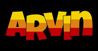 Arvin jungle logo