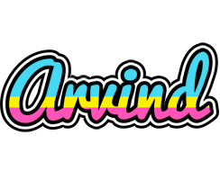 Arvind circus logo