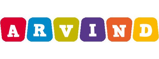 Arvind daycare logo